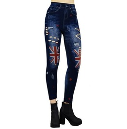 Punched Holes Leggings D3