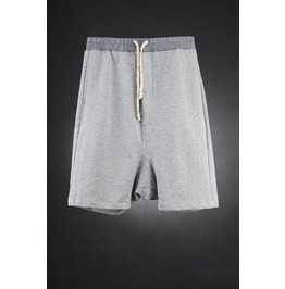 Men's Cotton Big Pocket Baggy Shorts