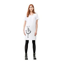 White Swan, Oversized White Dress