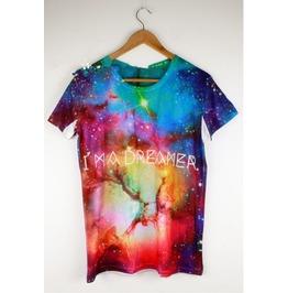 Arrival Candy Color Magic Galaxy T Shirt Galaxy Tee