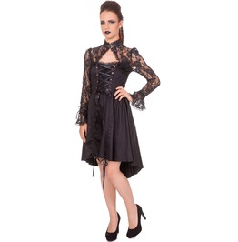 Banned Apparel Black Betty Dress