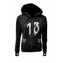 Banned Apparel Nine Lives Hoodie