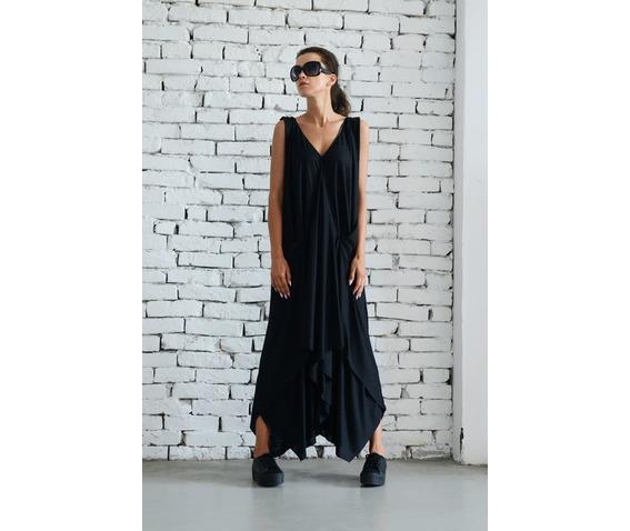 rebelsmarket_long_black_dress_draped_maxi_dress_loose_black_dress_evening_black_dress_dresses_6.jpg