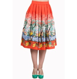 Banned Apparel Palm Springs Skirt
