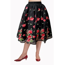 Banned Apparel Dark Moon Skirt