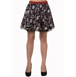 Banned Apparel Heavenly Creatures Mini Skirt