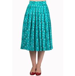 Banned Apparel Bright Lights Skirt