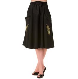 Banned Apparel Peacock Skirt