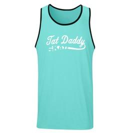 "Men's ""Tat Daddy Skate"" Tank"
