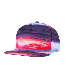 Rainbow Hip Hop Baseball Cap Men