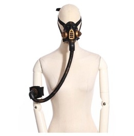 Steampunk Faux Leather Gas Masks