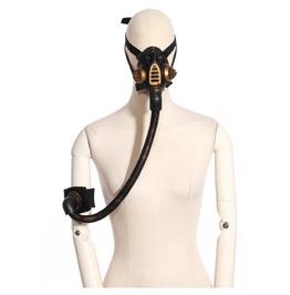Steampunk Faux Leather Gas Masks