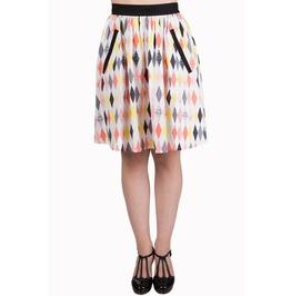 Banned Apparel Heart Stops Skirt