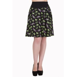 Banned Apparel Midnight Hour Skirt