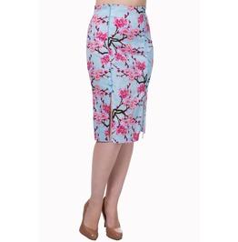 Banned Apparel Last Dance Pencil Skirt