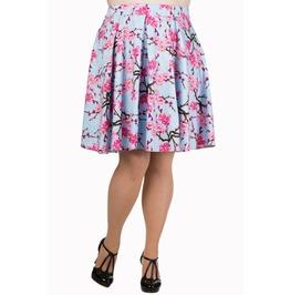 Banned Apparel Last Dance Skirt Plus