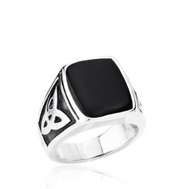 Men's Punk Hammer Fall Rings