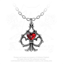 Lucky In Love Ace Of Hearts And Ace Of Spades Triple Romance By Alchemy