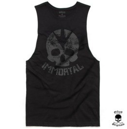 Immortal Mens Muscle Tee