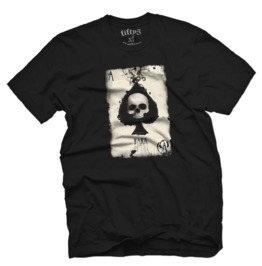 Aces Dark Mens T Shirt