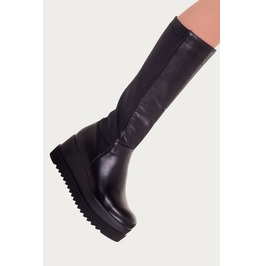 Banned Apparel Otis Platform Stylish High Boots