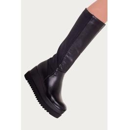 Banned Apparel Otis Platform Stylish High Boots
