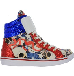Iron Fist Shoes Sleazy Rider Sneaker