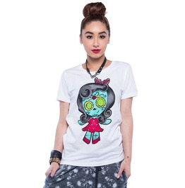 Iron Fist Clothing Rosie Ss Tee
