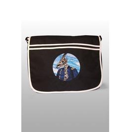 Ram Man Retro Messenger Bag