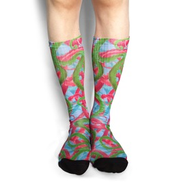 Octopus Long Socks