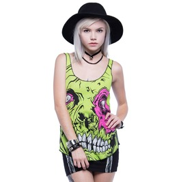 Iron Fist Clothing Zombie Chomper Tank