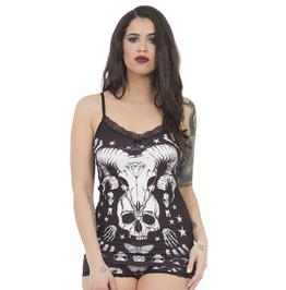 Jawbreaker Clothing Rattle Your Bones Cami