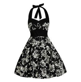 Lolita Dress Grunge Rockabilly Dress Gothic Emo Steampunk Dress Party Dress
