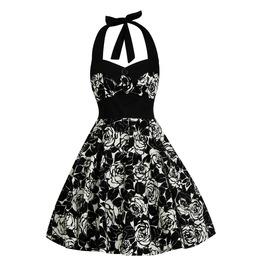 Lolita Dress Grunge Rockabilly Dress Gothic Emo Steampunk Dress Party Dress