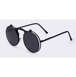 4 Colors Round Lens Sunglasses