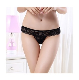 5 Colors Lace Floral Panties