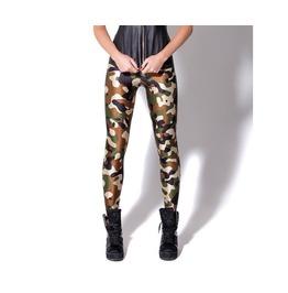 Military Camouflage Leggings
