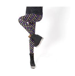 Polka Dots Printed Leggings