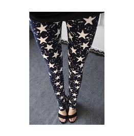 Stars Printed Leggings