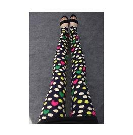 Dots Printed Leggings