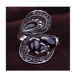 Women's Classical Ancient Roman Bohemian Exaggerated Vintage Rings