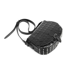 Pu Leather Skull Shoulder Bag