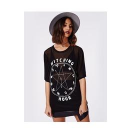 Black/Gray Colors Women's Sleeveless Backless T Shirt