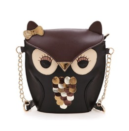 5 Colors Owl Hand Bag/Shoulder Bag/Purse