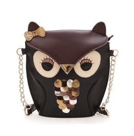 5 Colors Owl Hand Bag/Shoulder Bag/Purse