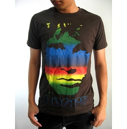 New Men Lady Graphic Jim Morrisin Cotton T Shirt Graphic Size S