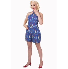 Banned Apparel Made Of Wonder Mermaid Playsuit