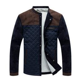 Men's Patchwork Spring/Autumn Casual Jacket
