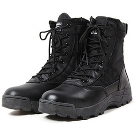 Men's Military Desert Combat Infantry Boots