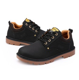 Men's Winter Casual Pu Leather Shoes